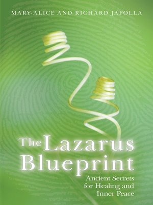 cover image of The Lazarus Blueprint